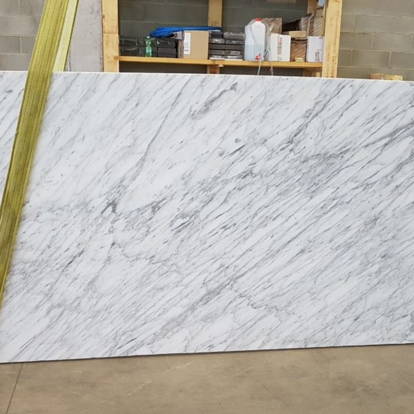 Bianco Carrara C venato